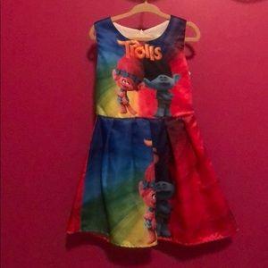 Other - Toddler Girls trolls dress